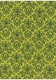 Lokta barocco jaune citron (50x75)
