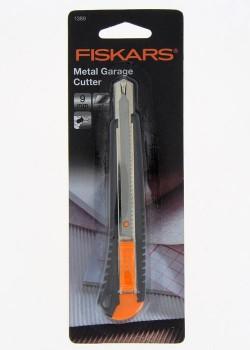 Cutter métal corps plastique 9mm FISKARS