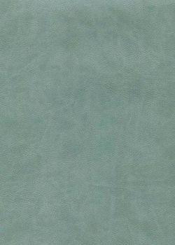 "Simili cuir ""Buffalo"" bleu nattier (70x100)"