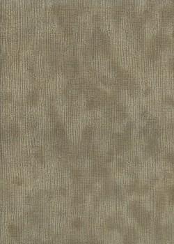 Simili cuir velours Raphia taupe (70x100)