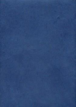 Lokta bleu drapeau (50x75)