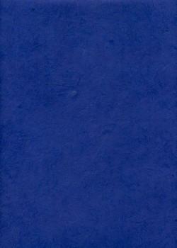 Lokta bleu électrique (50x75)