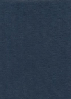 Papier grain toilé bleu marine (65x100)