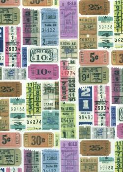 Planche de tickets (70x100)