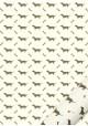 """""""Semis"""" les teckels bruns et or (50x70)"""