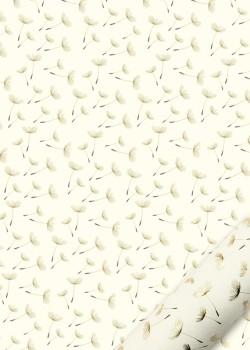 """""""Semis"""" fleurs de pissenlit dorées (50x70)"""