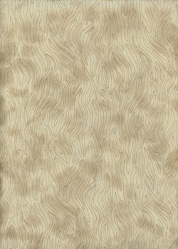 Simili cuir velours Zebra taupe (70x100)