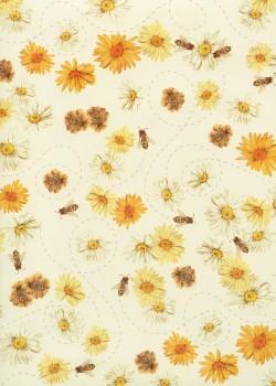 Le monde des abeilles (70x100)