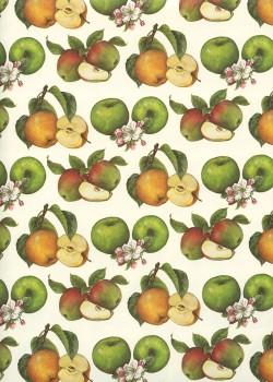 Variétés de pommes (70x100)