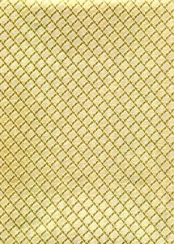"""Papier """"grain damier"""" doré (70x100)"""
