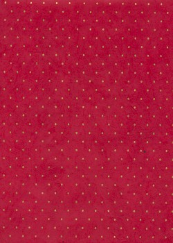 Lokta plumetis or fond rouge (50x75)