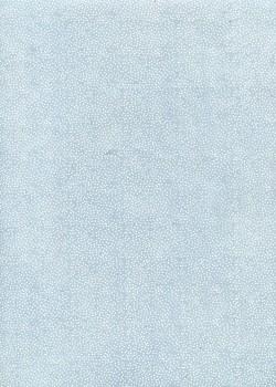 Lokta petits points blancs fond bleu tendre (50x75)