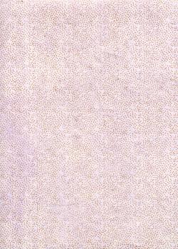 Lokta petits points cuivre fond violine (50x75)