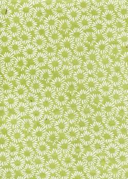 Lokta marguerites ambiance verte (50x75)