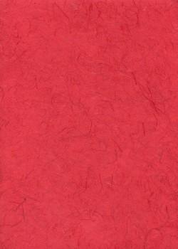 Véritable Gampi rouge (42x60)