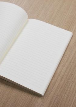 Cahier à lignes ivoire 21 x 29.7