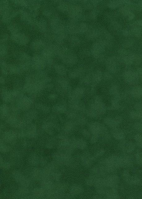 Simili cuir velours Zeste vert sapin (70x100)