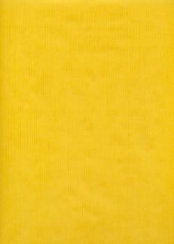 """Kraft uni"" jaune citron (70x100)"