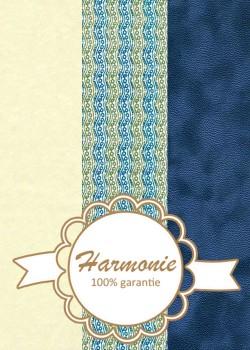 HARMONIE TRIO Vagues vertes et bleues