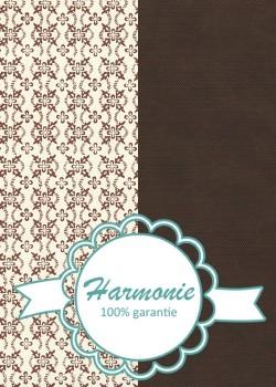 HARMONIE DUO Tolède chocolat