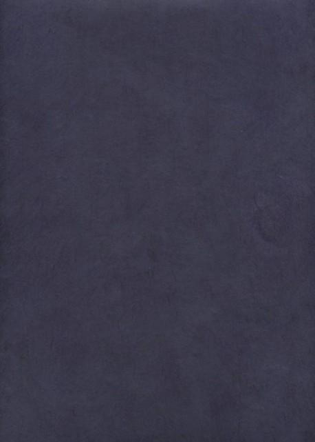 Lokta bleu indigo (50x75)
