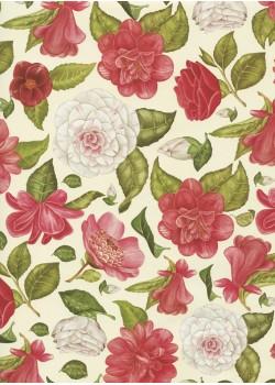 Planche floral (33x47)*