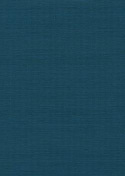 """Simili cuir """"Tussah"""" bleu moyen (70x100)"""