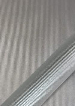 """Effalin """"grain strié argent"""" (70x100)"""