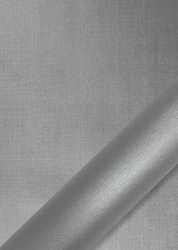 """Effalin """"grain toile métallisé argent mat"""" (70x100)"""