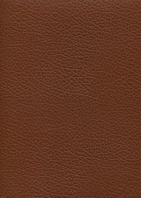 """Simili cuir Skivertex """"Chevreau"""" marron clair"""