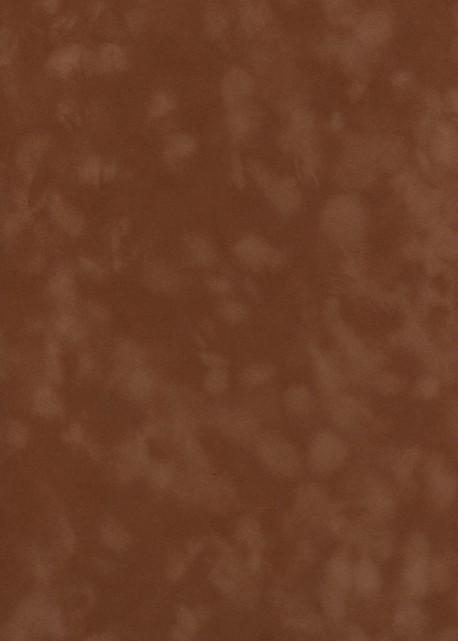 Simili cuir velours Soft noisette (70x100)