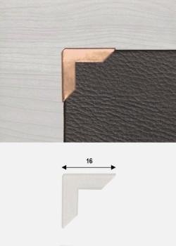 Angles mini doré rosé (10x10mm)