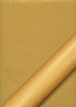"""Simili cuir """"effet paillette"""" doré (70x106)"""