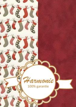 HARMONIE DUO Les chaussettes de Noel