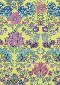 Floral art déco (50x70)