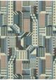 Paysage urbain (50x70)