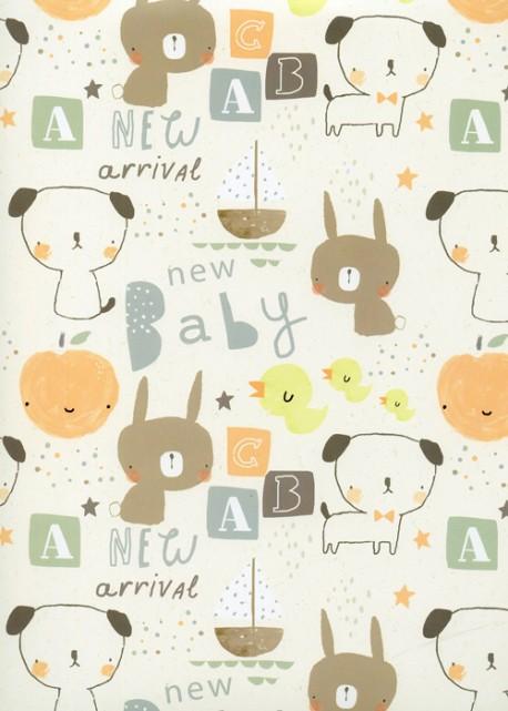 New baby (50x70)