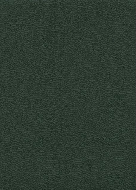 """Simili cuir """"Buffle grainé"""" vert profond (70x100)"""