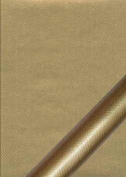 "Simili cuir métal ""Vipère"" doré"