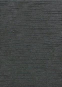 Lokta les lignes noires fond gris anthracite (50x75)
