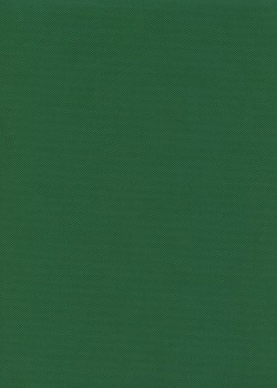 "Simili cuir ""Picot"" vert golf (70x100)"