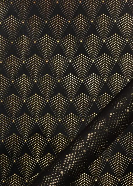 """Pampille"" or fond noir (50x70)"