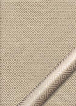 """Kraft fantaisie"" labyrinthe or  (70x100)"