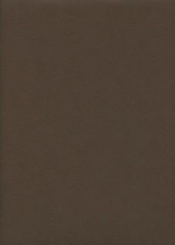 "Papier imitation cuir ""galuchat"" mat chocolat (50x65)"