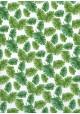 Feuilles de philodendron (68x98)