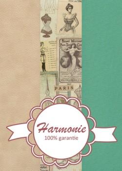 HARMONIE TRIO Planche de couture