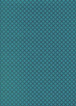 Isis turquoise (50x70)