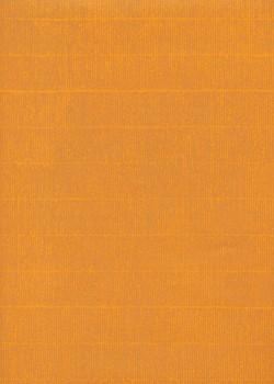 Bayadère orange et gris (66x100)