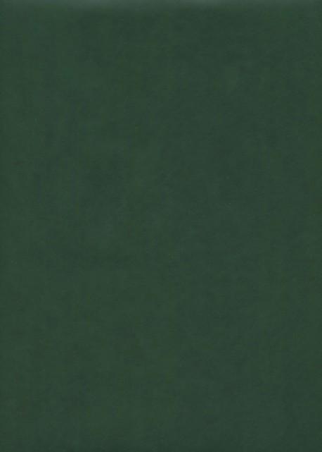 """Papier imitation cuir """"lisse"""" vert (50X65)"""