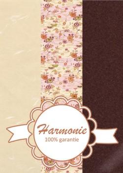 HARMONIE TRIO Kyo-koromo ambiance rose et vanille